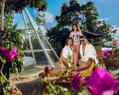 Natural-Glamping-Barichara-Familia